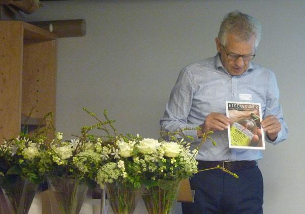 Hans geeft zelf ook een tijdschrift uit: Eigenbouwer